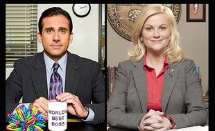 The Office ou Parks and Recreation?