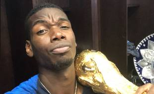 Paul Pogba et la Coupe du monde