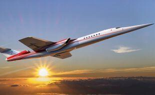 Aerion abandonne son projet de jet supersonique