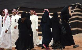Les femmes saoudiennes seront averties par le tribunal de tout changement matrimonial. (Illustration)
