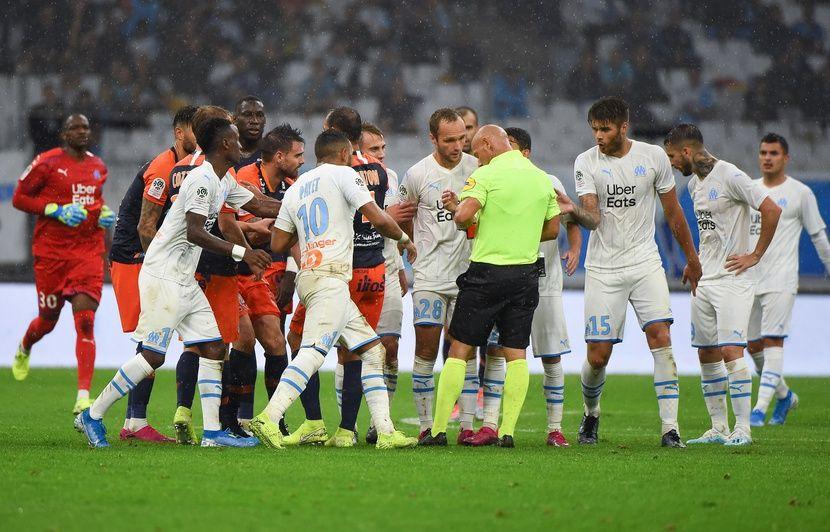 OM-MHSC : Trois rouges, une claque, des insultes… Pourquoi Marseille-Montpellier a-t-il (un peu) dégénéré ?