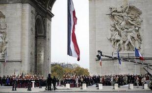 """L'Assemblée nationale a voté mercredi, par 286 voix contre 101, le projet de loi transformant le 11 novembre en une journée d'hommage à """"tous les morts pour la France"""", moins de deux mois après l'annonce par Nicolas Sarkozy d'une évolution des cérémonies anniversaires de l'armistice de 1918."""