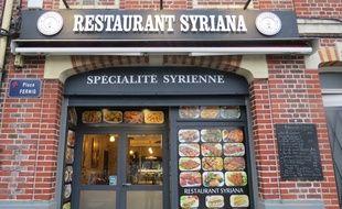 Le 26 novembre 2019, le restaurant Syriana a été ouvert à Lille par deux cousins réfugiés d'Alep.