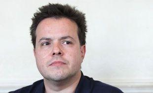 Nicolas Demorand, directeur de la rédaction de Libération.