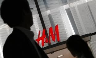 Un magasin H&M