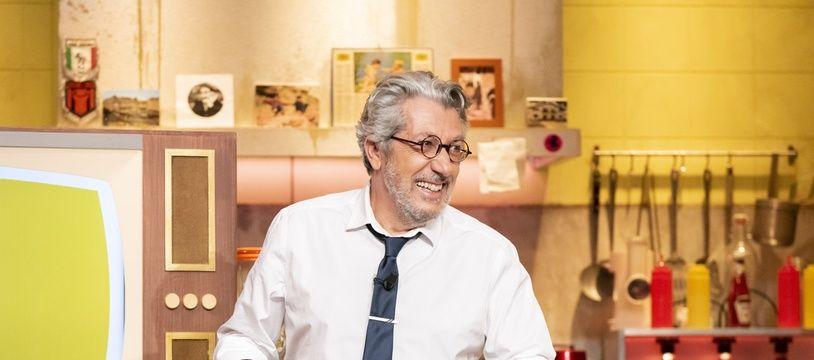 «Burger Quiz» et Alain Chabat reviennent sur TMC fin novembre.