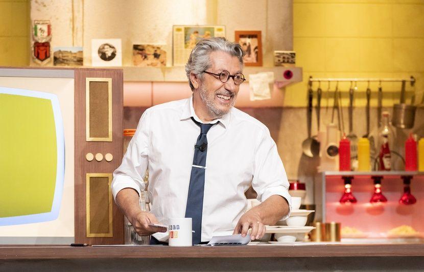 « Burger Quiz » : Alain Chabat tourne les derniers épisodes avant d'arrêter l'émission