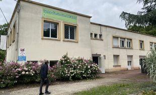 Le centre de vaccination est installé au sein du centre d'animation de Bacalan.