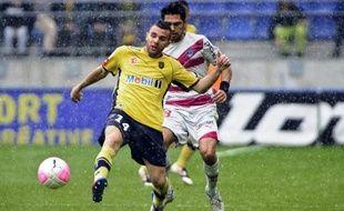 Le milieu de terrain international français Marvin Martin, 24 ans, qui évoluait la saison dernière à Sochaux a signé pour cinq ans à Lille.