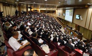 Le synode s'est réuni plusieurs semaines au Vatican.