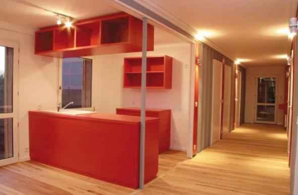 habitat durable une maison pas nergivore pour un sou. Black Bedroom Furniture Sets. Home Design Ideas