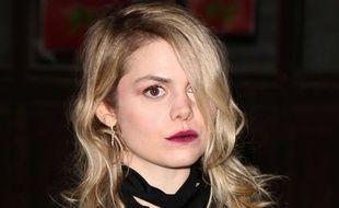 Béatrice Martin, alias Cœur de Pirate, à Paris, en mars 2017.