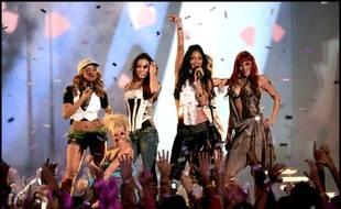 Les Pussycat Dolls en 2005
