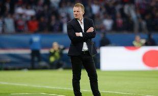 Olivier Guégan entraîne Valenciennes depuis cet été