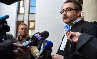 Stéphane Colombe, avocat dAbdallah Boumezaar, à Draguignan, le 10 février 2015.