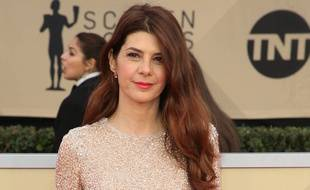 L'actrice Marisa Tomei