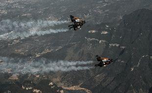 Les Soul Flyers viennent de réaliser une sacrée performance en Chine dans le cadre du projet « Mission human flight ».