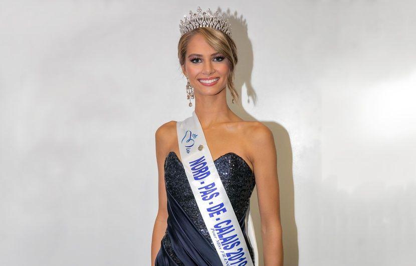 Dunkerque : Florentine Somers est la nouvelle Miss Nord-Pas-de-Calais