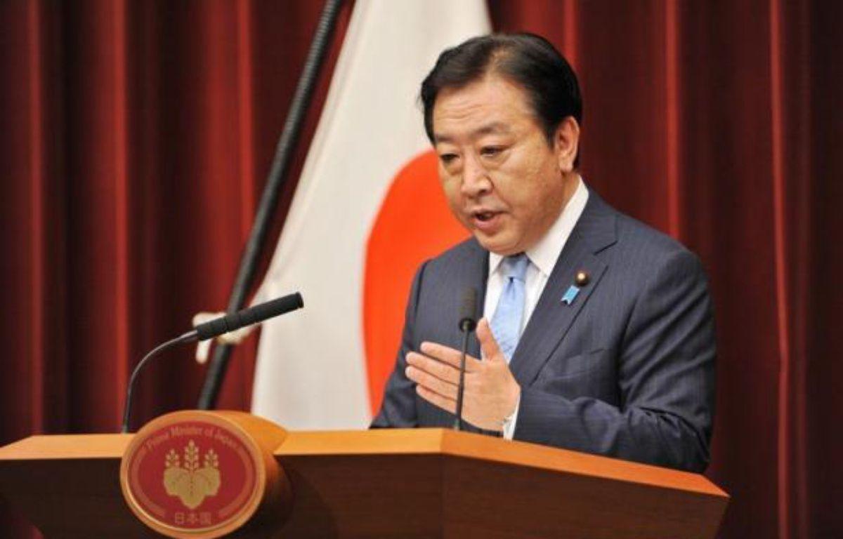 Le Premier ministre japonais a plaidé vendredi pour le redémarrage de deux réacteurs nucléaires de l'ouest du pays, mais n'a pas pris la décision de les relancer faute de consensus politique. – Kazuhiro Nogi afp.com