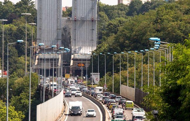 Lyon: Ivre au volant, il emprunte le tunnel sous Fourvière à contresens