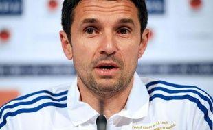 """L'entraîneur de Lyon Rémi Garde a estimé vendredi qu'un succès en finale de la Coupe de la Ligue face à Marseille samedi, serait """"un accélérateur formidable"""" pour la fin de saison de son équipe et """"une opportunité de renouer avec les trophées"""" dont l'OL est privé depuis 2008."""
