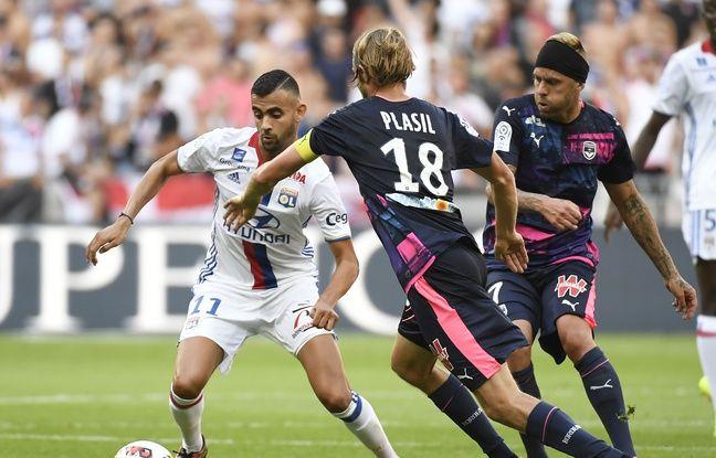 Pour son premier match officiel depuis le 7 mai face à Monaco, Rachid Ghezzal a montré qu'il manquait de rythme samedi contre Bordeaux (1-3). Le contexte va pourtant vite pousser Bruno Genesio à s'appuyer pleinement sur lui. PHILIPPE DESMAZES
