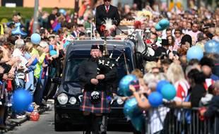 L'enterrement du petit Bradley