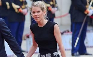 Tiphaine Auzière, belle-fille d'Emmanuel Macron