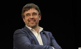Damien Carême en janvier 2016
