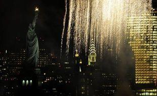 La ville de New York aura attiré cette année un nombre record de 50,2 millions de touristes, s'est réjoui mardi le maire de New York Michael Bloomberg.