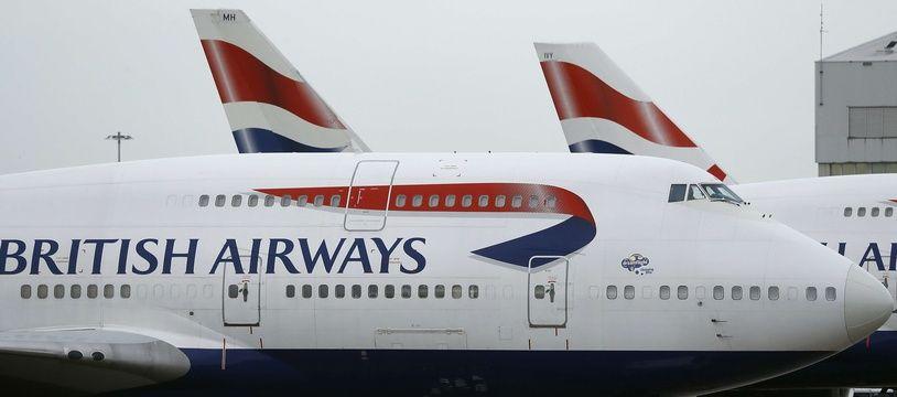 Un avion de la British Airways a été immobilisé par une souris