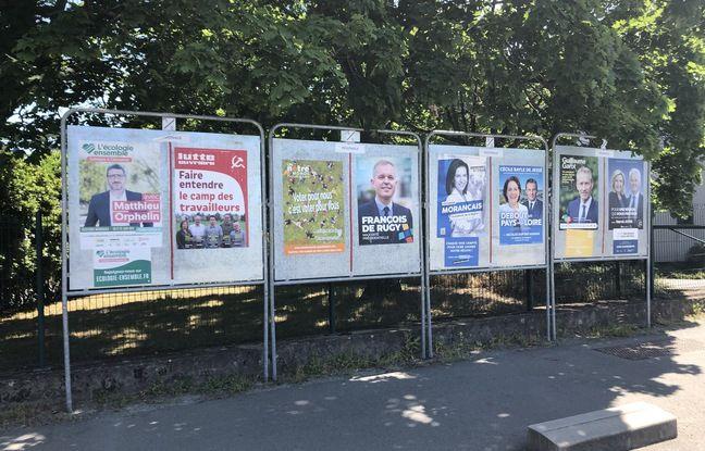 Les huit candidatures en Pays de la Loire.