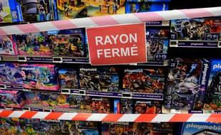 Le reconfinement menace le secteur du jouet, qui risque d'être privé de 770 millions d'euros de ventes si les magasins ne peuvent rouvrir avant les fêtes de fin d'année.