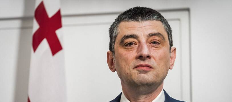 Le Premier ministre géorgien, Giorgi Gakharia, a démissionné le 18 février 2021.
