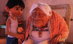 «Coco», le nouveau film Pixar pour pleurer toutes les larmes de son corps