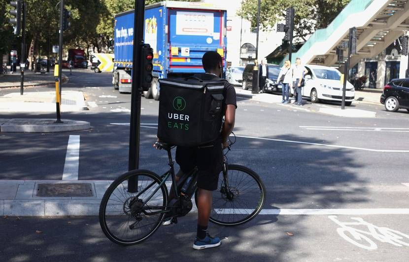 Bordeaux: Interpellation du livreur Uber Eats soupçonné de viol à Paris