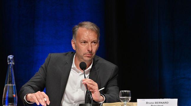 L'écologiste Bruno Bernard facilement élu président de la métropole de Lyon