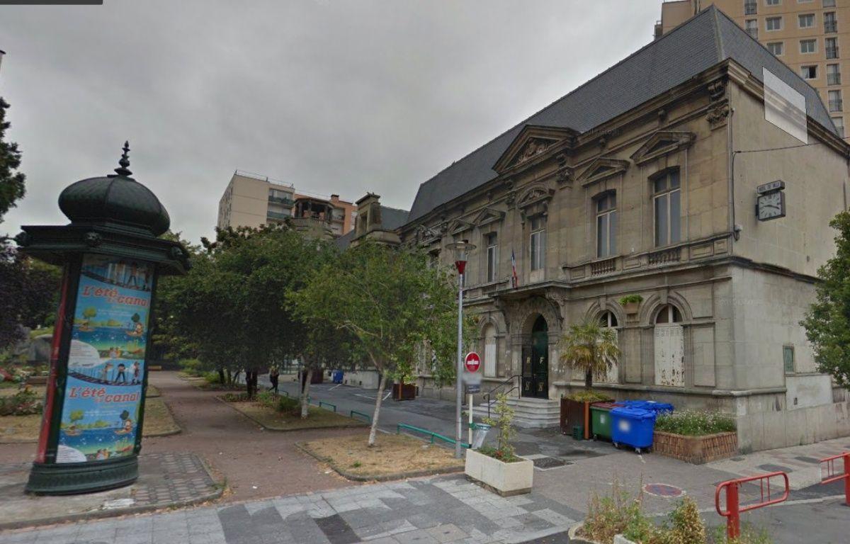 Un élu municipal (sans étiquette) de Noisy-le-Sec (Seine-Saint-Denis) a été blessé par balle, mardi. (Illustration mairie de Noisy-le-Sec) – Google Maps
