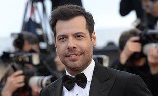L'acteur Laurent Lafitte, lors de l'édition 2013 du festival de Cannes.