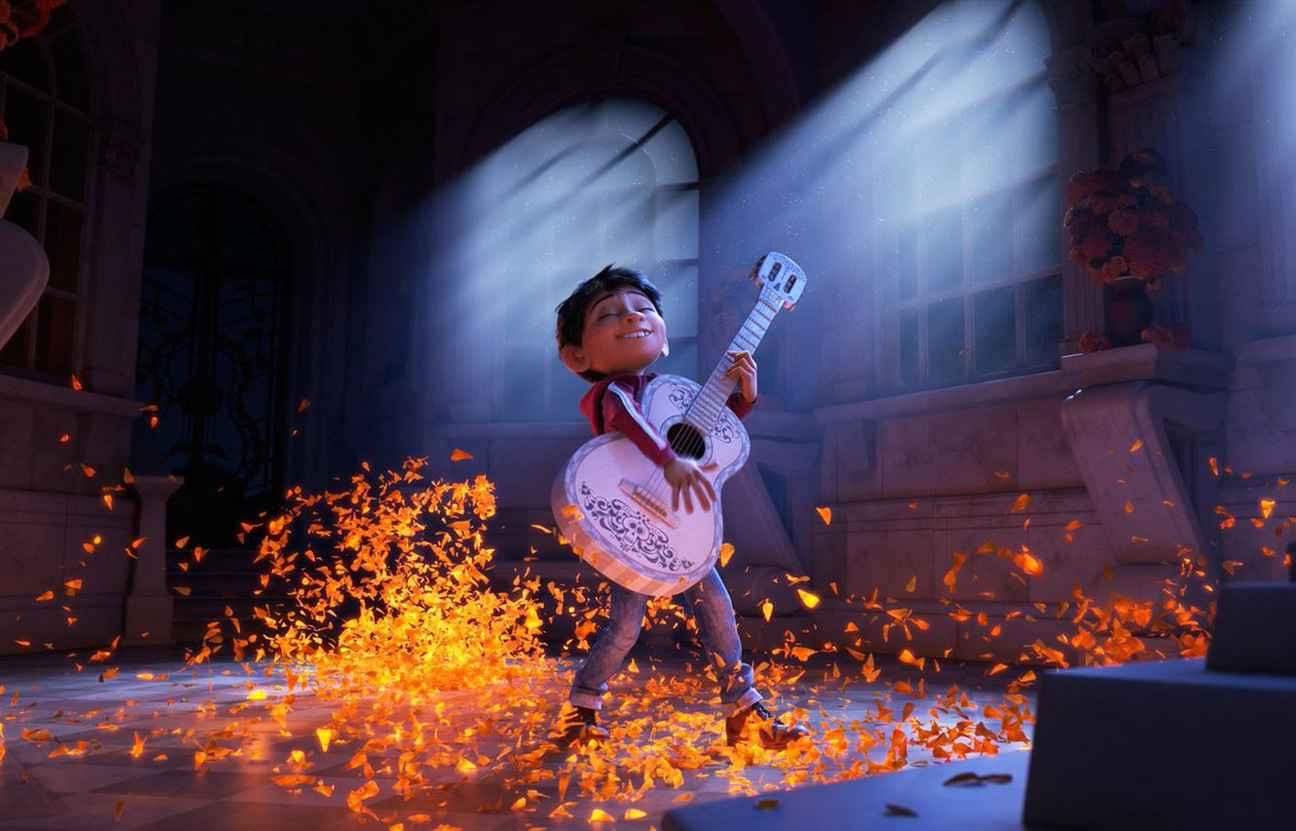 Coco, la première bande-annonce du nouveau film d'animation de Pixar