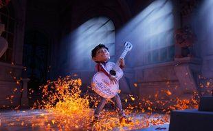 Image extraite du film d'animation «Coco»