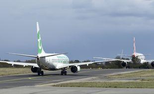 La piste de l'aéroport de Nantes sera allongée de 400 mètres vers le sud.