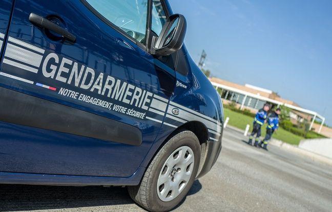 Loire-Atlantique: Un homme soupçonné d'avoir incendié des voitures de gendarmerie incarcéré
