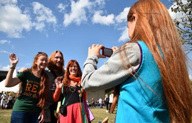 Rennes: Les roux et les rousses ont leur festival et ça se passe samedi