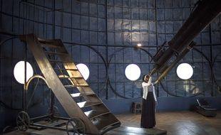 Fatoumata Kebe termine sa thèse en astronomie à l'Observatoire de Paris.