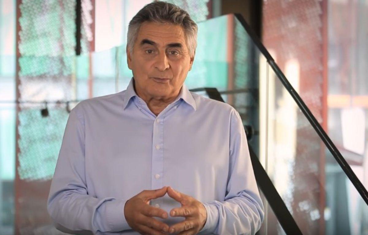 Jean-Christophe Victor dans «Le Dessous des cartes». – Capture d'écran Arte
