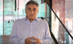 Jean-Christophe Victor dans «Le Dessous des cartes».