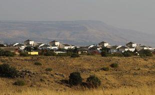 Le plateau du Golan est un territoire revendiqué par la Syrie mais occupé et administré par Israël depuis la guerre des Six Jours en 1967.