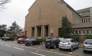 La paroisse Sainte-Madeleine, à Nantes