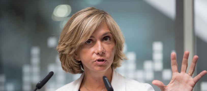 Valérie Pécresse à Courbevoie, en septembre 2018.